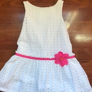Janie and Jack Spring Summer Dress